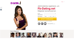 Preview of fb-dating.net
